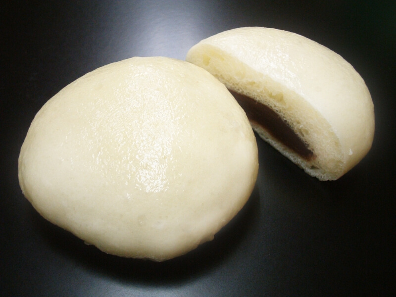 桃饅頭・紅白饅頭・仏事饅頭